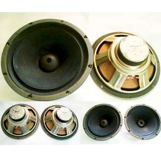 ~~~ NiKKo 12 ins Woofer / Speakers PaiR $118 Neg ~~~
