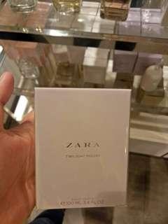 Zara parfume Twilight mauve