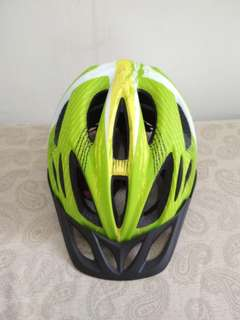 MountainPeak Bike Helmet