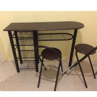 DINING SET- 2 Seater