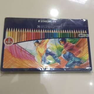 Staedtler Noris Club 145 SPM 36 Coloured Pencils
