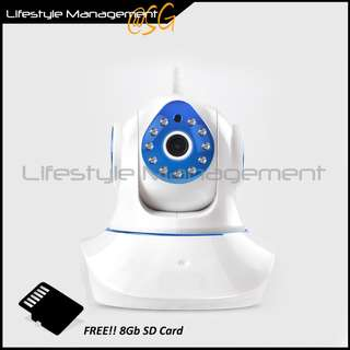 HD 720P Wireless Remote Night Vision Camera Support IOS Android CCTV Home