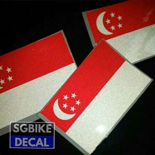 Spore Reflective Decal