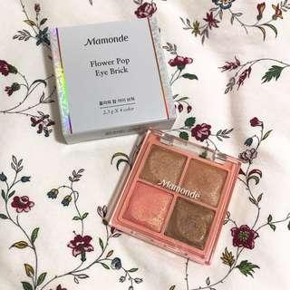Mamonde Flower Pop Eye Brick Eyeshadow