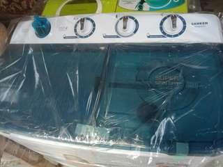 Mesin cuci 2 Tabung bisa di cicil ringan tanpa dp