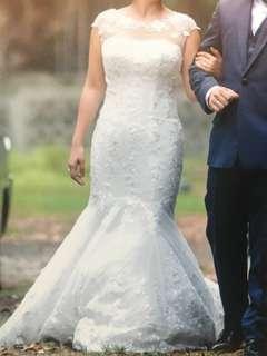 Wedding Gown by Kasuotan Erwin Tan
