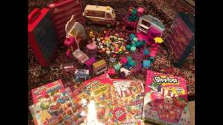 Shopkins bundle