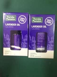 Lavender oil 25ml
