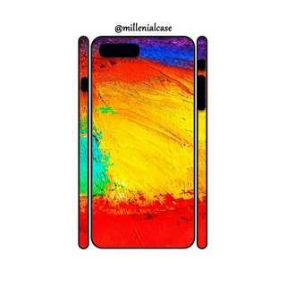 Custom case screen wallpaper note iphone x hardcase softcase