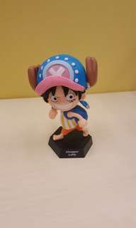 chopper luffy