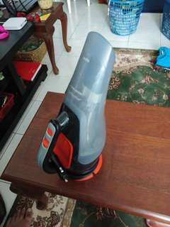 Black&decker car vacuum
