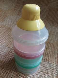 Piegon Milk Powder Container