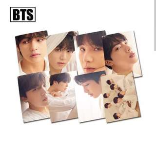 Preorder -BTS Notebook *each* exc.pos
