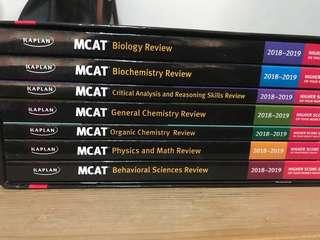MCAT Series (2018/2019)