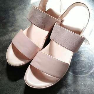 VNC Pink Wedges