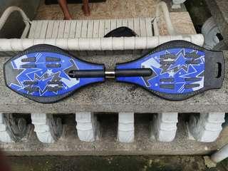 WAVEBOARD (BLUE) W/ BAG (Camo)!!