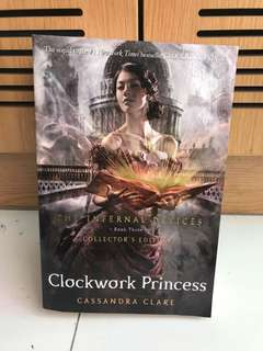 Clockwork Princess (Collector's Edition)