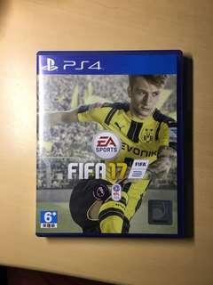 PS4 FIFA 17 (冇code)