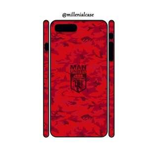 Custom case manchester united fc hardcase softcase