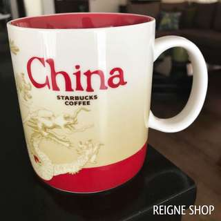 STARBUCKS CHINA MUG