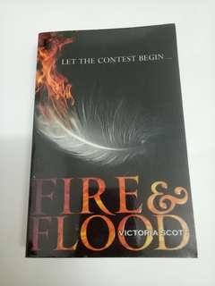 English Book - Fire & Flood