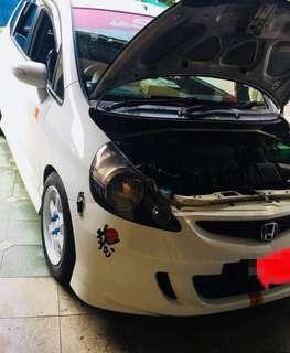 Honda jazz redy KL