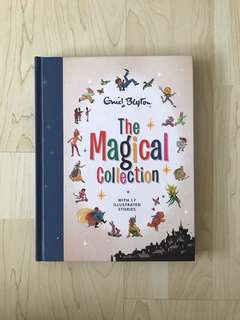 Enid Blyton: The Magical Collection (With 17 Illustrated Stories) - Hardback