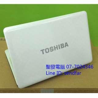🚚 日系美型經典 TOSHIBA L730 i3-2330M 4G 500G 獨顯 DVD 13吋筆電 ◆聖發二手筆電◆