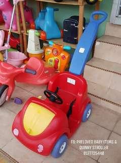 LittleTikes Car ride