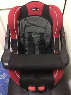 Baby1st Car seat for 0-4yrs old