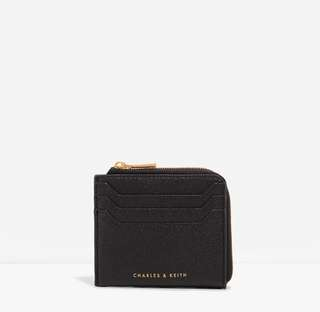 Charles & Keith Causal Zip Pouch
