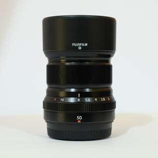 Fujifilm XF 50mm F2
