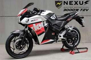 Motorcycle ebike