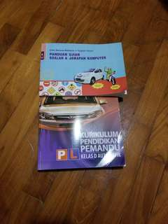 Driving Book D auto