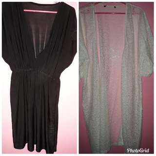 2 pcs. Swimsuit Cover ups