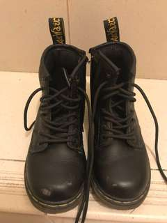正品 馬丁鞋 童鞋 童靴(小七同款)