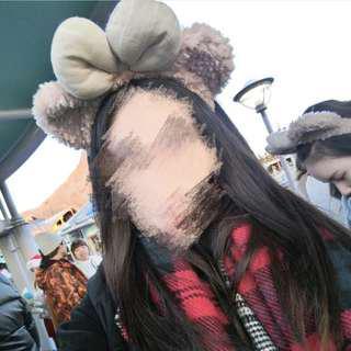 🚚 達菲 雪莉玫 髮箍 東京迪士尼帶回