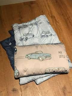 Korea Baby Nap Bedding set