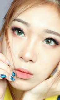 Softlens i scream love by X2