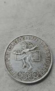 syiling olimpik (25 peso)