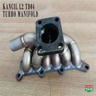 KANCIL L2 TD04 TURBO MANIFOLD