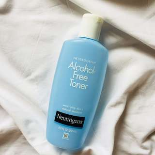 Neutrogena Alcohol Free Toner 250ML