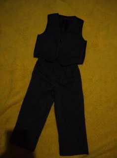BABIES vest/slacks