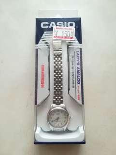 Casio Lady's Analog Watch