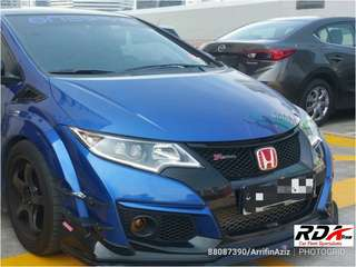 HONDA CIVIC TYPE-R 2.0 6M/T ABS D/AIRBAG 2WD