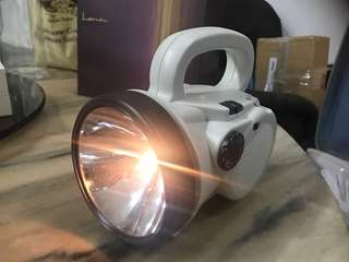 Vintage Torchlight
