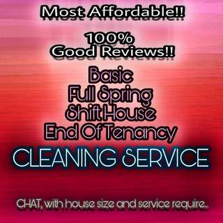 AFFORDABLE HSE CLEANING SERVICE