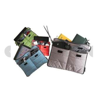 GV Multi-function Korean Bag-in-Bag Gadget Pouch Organizer