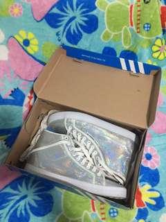 Adidas Hologram Sneakers