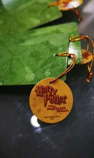 Harry Potter Quidditch Bookmark (10 pcs)